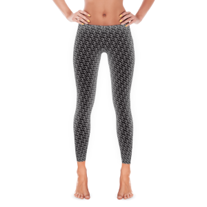 Coronado Icon Leggings-front