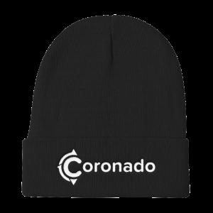 Coronado Island Beanie (Black)