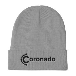 Coronado Island Beanie (Grey)