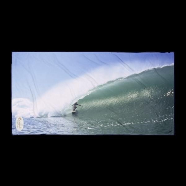 Coronado Island Big Barrel Beach Towel