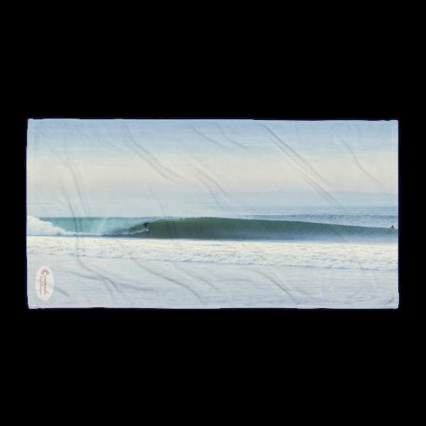 Long Shot Barrel Beach Towel