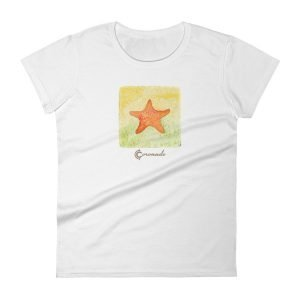 Coronado Superstarfish Women's short sleeve t-shirt (white)