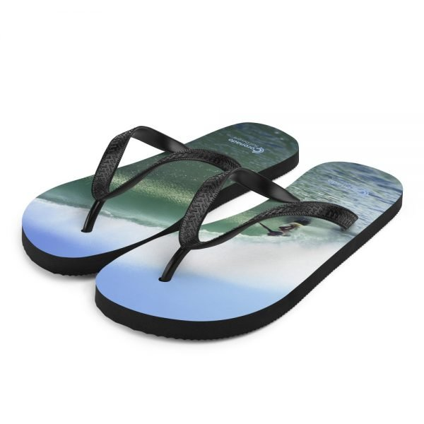 Coronado Island Flip-Flops–Tuberider Surf Soles-front