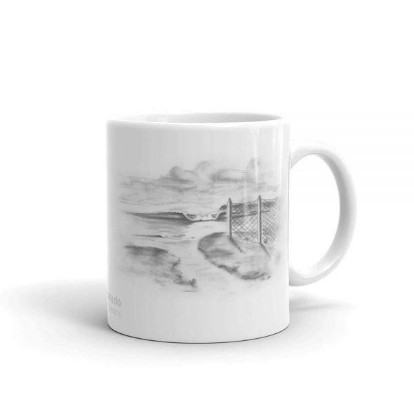 Outlet-Fence-Mug-Silver_mockup_Handle-on-Right_11oz
