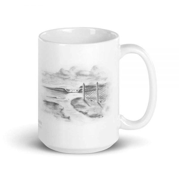 Outlet-Fence-Mug-Silver_mockup_Handle-on-Right_15oz