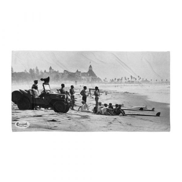 John Elwell Collection Beach Towel