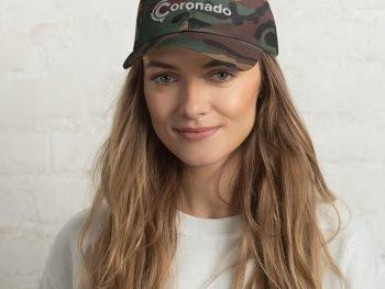Coronado Cotton Hat camo