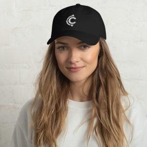 Coronado Island Cotton Hat black (front)