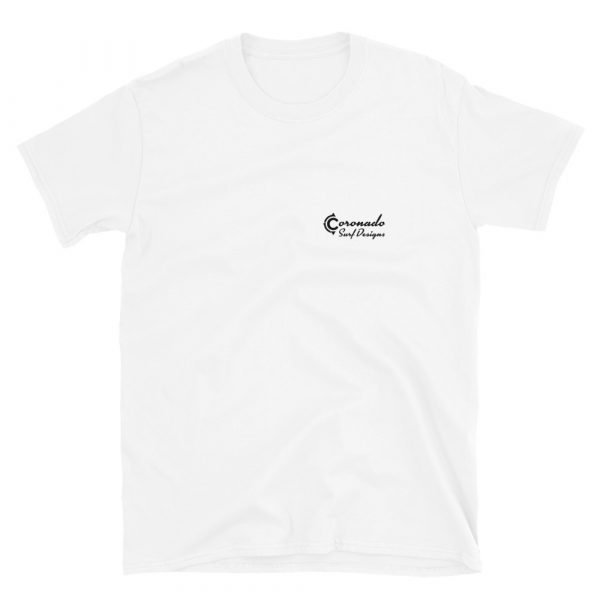 Jumping Dolphins Short-Sleeve Unisex T-Shirt (front)